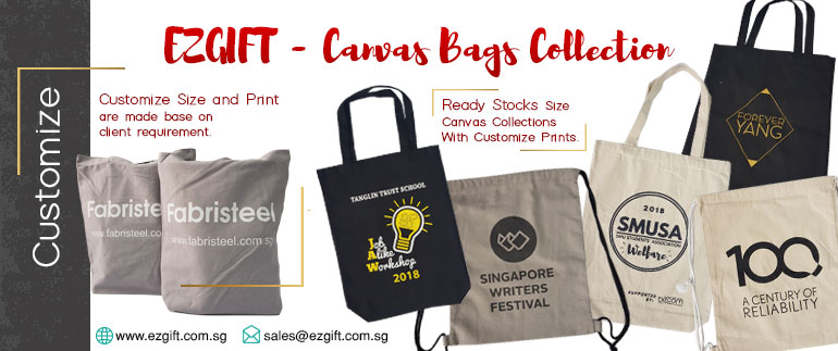 Canvas Bag Singapore