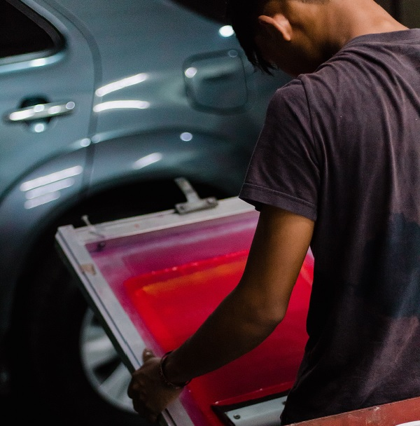 Silkscreen printing Singapore